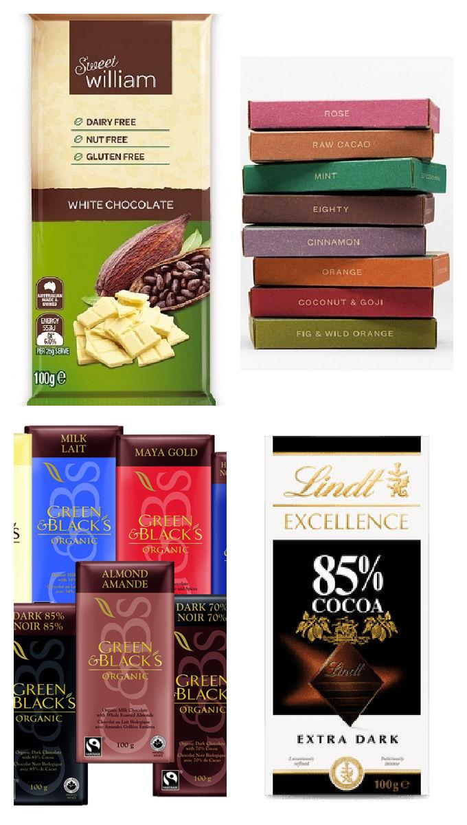Australian Vegan Chocolate